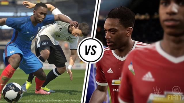 FIFA mı Yoksa PES mi? En İyi Futbol Oyunu Hangisi?