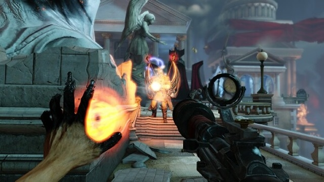 BioShock Infinite - Vigor Güçleri