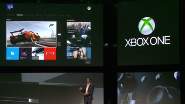 Xbox One Kinect ve Arayüz Özellikleri