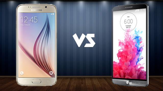 Samsung Galaxy S6 ve LG G3 Karşılaştırması