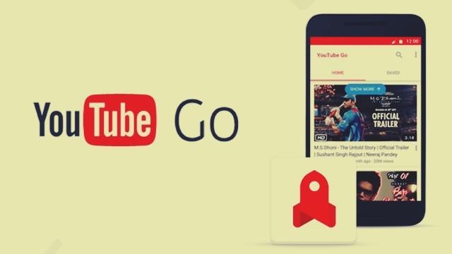 YouTube Go Yayınlandı, Hemen İndirin!