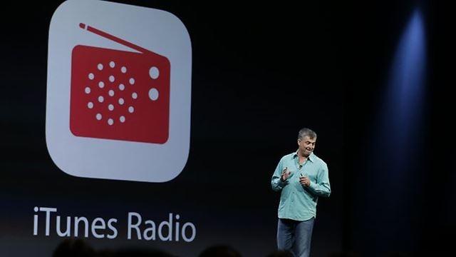 Apple Yeni Müzik Servisi iTunes Radio'yu Duyurdu