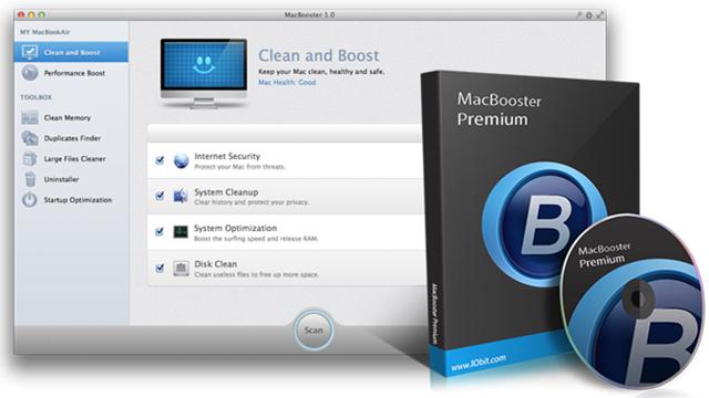 MacBooster ile Mac'inizi Hızlandırın