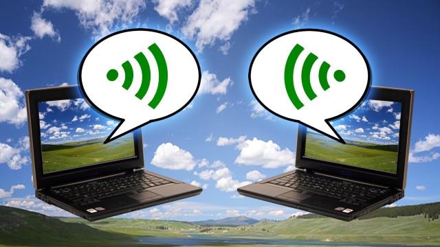 Bilgisayarı Kablosuz Modem Olarak Kullanma