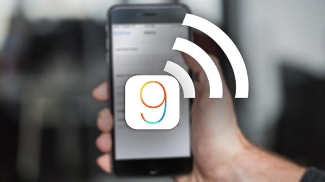 iOS 9'un WiFi Asistanı Aslında Masum Değil