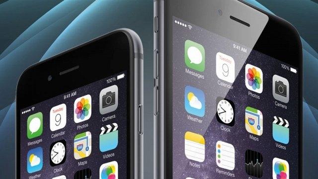 iPhone 6 ve iPhone 5S Karşılaştırması