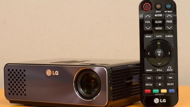 LG HW300G Taşınabilir LED Projektör İncelemesi