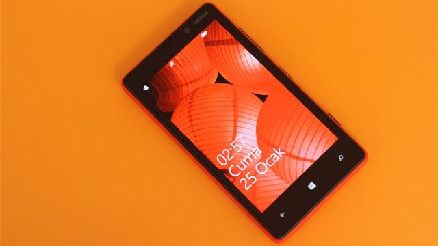Nokia Lumia 820 İncelemesi