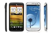 Samsung Galaxy S3 ile HTC One X+ Karşılaştırması