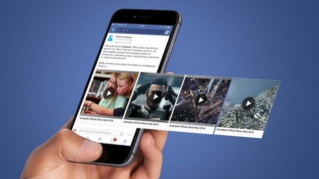 Facebook Otomatik Video Oynatma Nasıl Kapatılır?