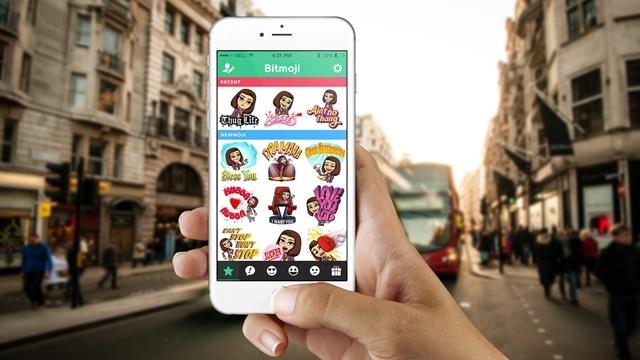 Snapchat'te Bitmoji Nasıl Kullanılır?