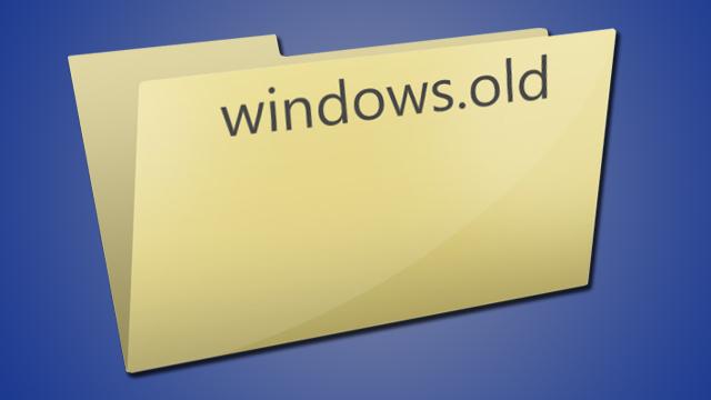 Windows.old Klasörünü Silip Eski İşletim Sistemi Dosyalarınızdan Kurtulun
