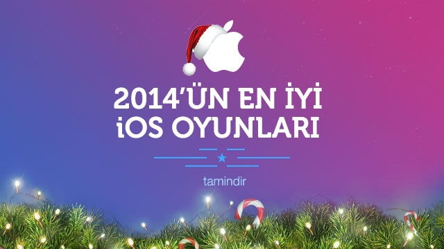 2014'ün En İyi iOS Oyunları