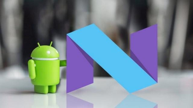 Android 7.0 Nougat Çıktı ve Nexus Cihazlara Gönderilmeye Başlandı