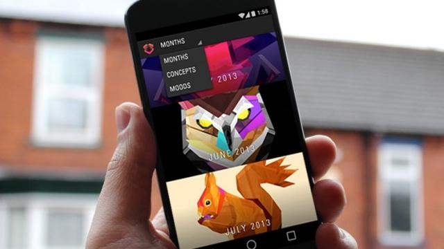 Android Cihazınızda Kullanabileceğiniz Sıradışı Duvar Kağıdı Uygulamaları