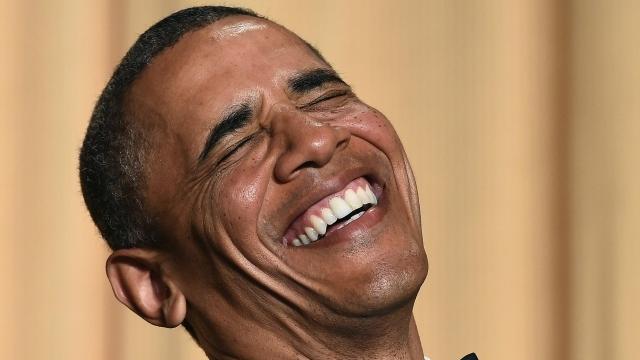 Barack Obama da Patlayan Note 7'leri Trolledi