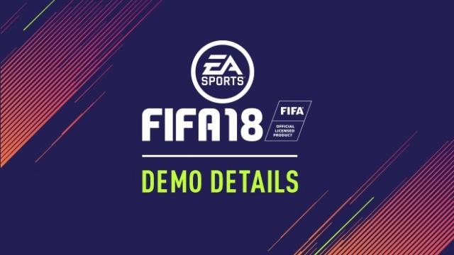 FIFA 18 Demo Yayınlandı! FIFA 18 Demo İndir