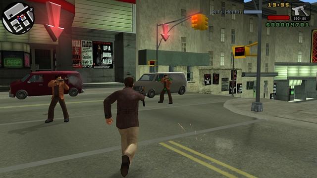 Grand Theft Auto: Liberty City Stories Çıktı!