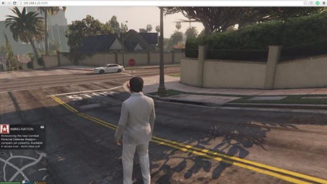 GTA 5 Tarayıcıda ve Mobil Cihazlarda Nasıl Oynanır