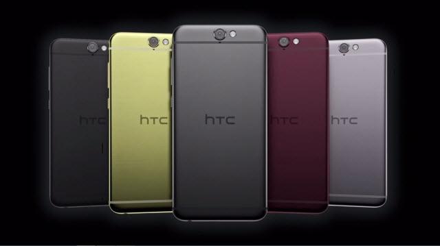 HTC One A9, Samsung Galaxy S6 ve iPhone 6S Karşılaştırması