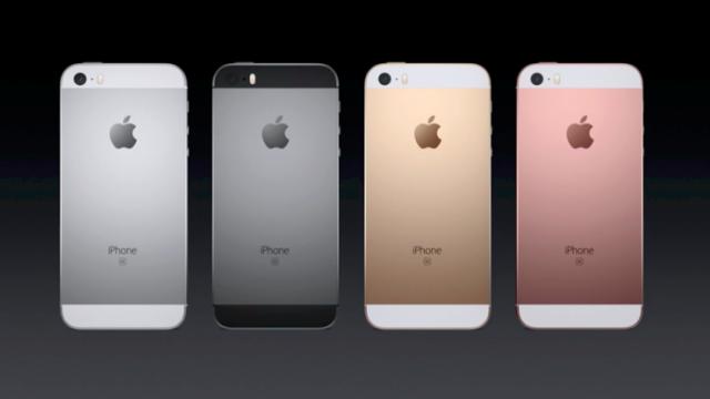 iPhone SE, iPhone 5S, iPhone 6S ve iPhone 6S Plus Karşılaştırması