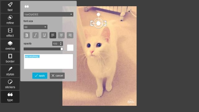 Pixlr ile Fotoğraflara Yazı Yazma