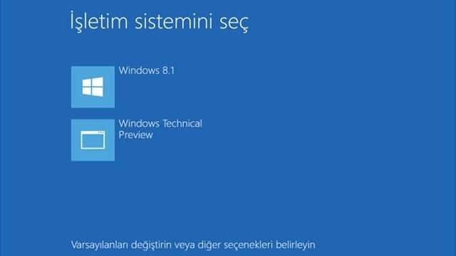 Windows 10 Teknik Önizleme Güncellemeleri Nasıl Kaldırılır?