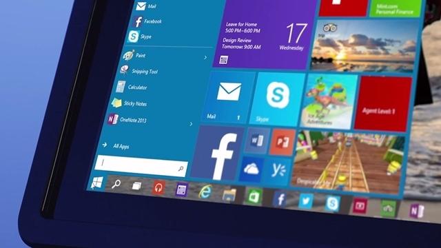 Yeni Windows 10 Önizleme Sürümünde Gelecek Yenilikler