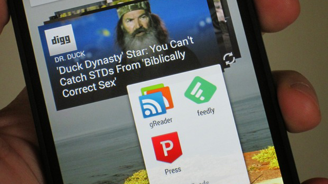Android İçin En İyi 10 Google Reader Alternatifi