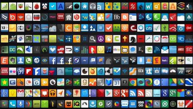 Android İçin En İyi 10 İkon Paketi Uygulaması
