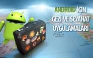 Android İçin Seyahat ve Şehir Rehberi Uygulamaları