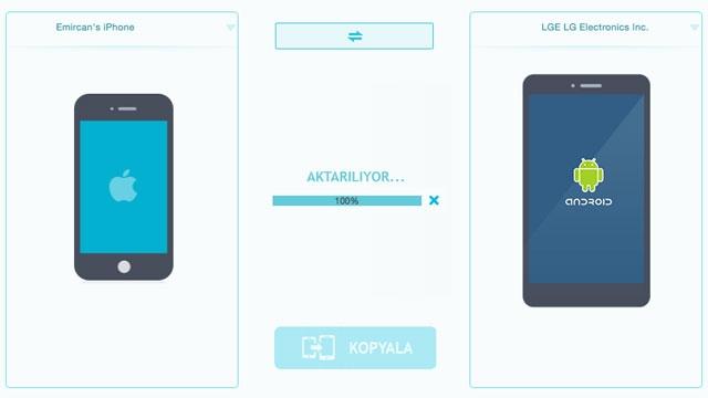 MobileTrans ile Akıllı Telefon Verilerinizi Transfer Etmek Çok Kolay
