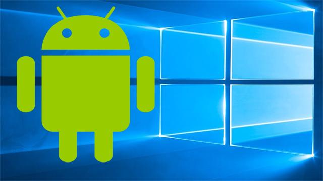Android Uygulamaları ve Oyunları Windows Phone'da Çalıştırmak Artık Mümkün