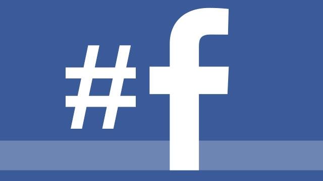 Facebook'a Hashtag Özelliği Geldi