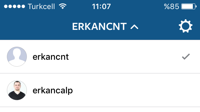 Instagram'da Birden Fazla Hesap Ekleme ve Yönetme