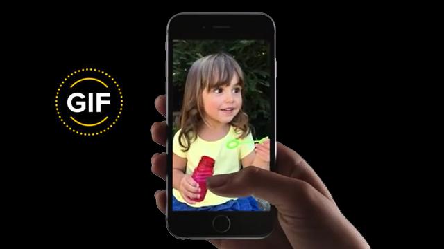 iPhone 6s Live Photos GIF ve Video Formatına Nasıl Çevrilir?