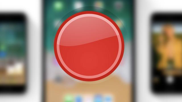 iPhone Ekran Videosu Çekme (Ekran Kaydetme) Nasıl Yapılır? (Jailbreaksiz)