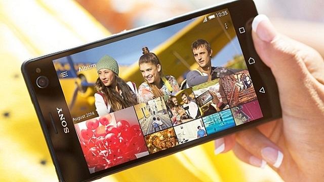 Sony Xperia C4: Selfie Çılgınları İçin Tasarlandı