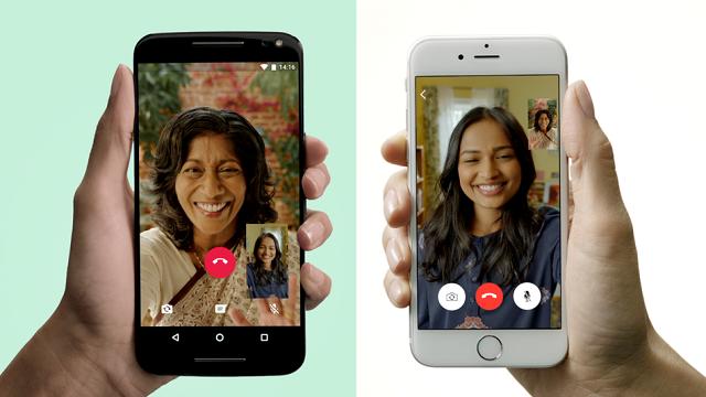 WhatsApp ile Görüntülü Konuşma Nasıl Yapılır?
