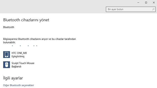 Windows 10 Bluetooth Kapatma Sorunu Çözümü