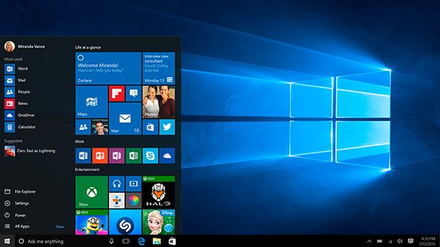 Yeni Windows 10 Güncellemesiyle Gelen Dikkat Çekici 10 Özellik