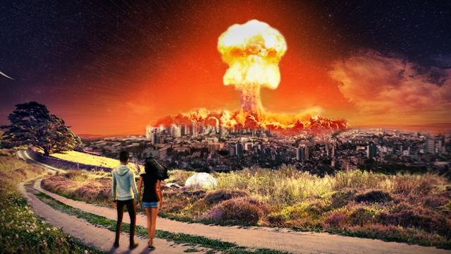 Nagazaki'de Kullanılan Atom Bombası İstanbul'a Atılsaydı Ne Olurdu?