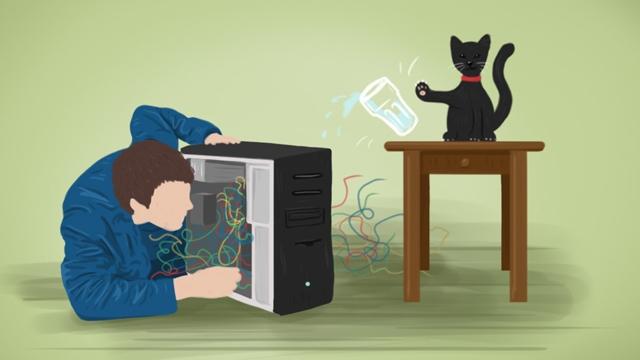 Dünyanın En Korkunç Bilgisayar Toplama Hikayeleri
