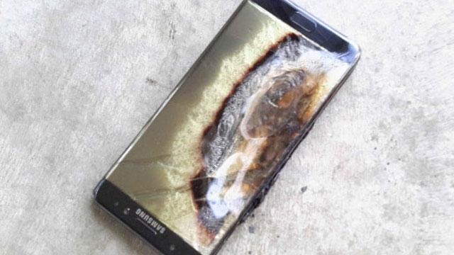 Galaxy Note 7 Patlama Haberleri Artarak Gelmeye Devam Ediyor