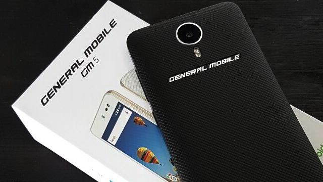 General Mobile GM 5 Teknik Özellikleri ve İncelemesi