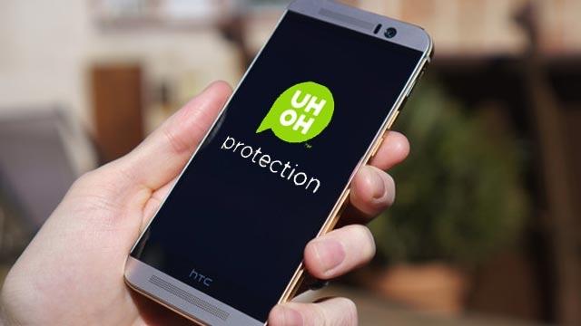 Bir HTC One M9 Parçalayana Yenisi Bedava