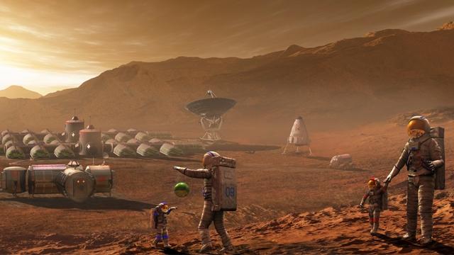 Mars Yaşanabilecek Bir Yer mi? NASA Orada Neden Bir Koloni Kurmak İstiyor?