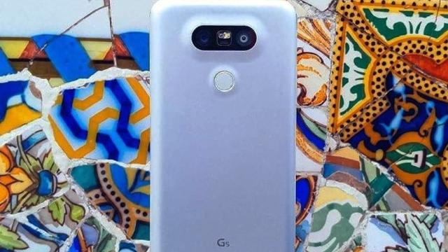 Bir LG G5'iniz Olsa Bakın Neler Yapabilirdiniz!