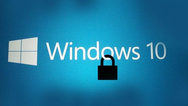 Windows 10 Oturumunu Parola Olmadan Daha Farklı Yöntemlerle Nasıl Açabilirsiniz?