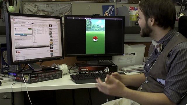 Pokemon Go PC'de Nasıl Oynanır?